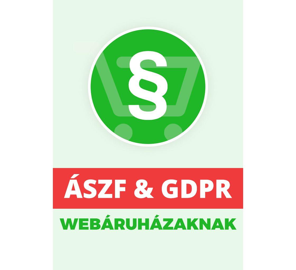 edb9118b1f ÁSZF és GDPR-nak megfelelő Adatkezelési tájékoztató készítés webáruházaknak